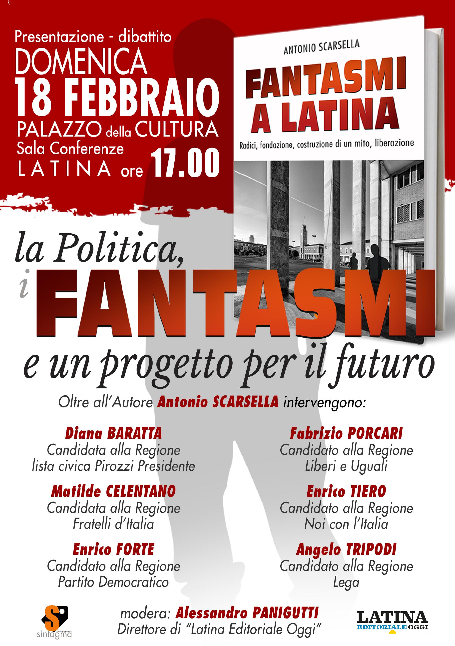 La Politica, i FANTASMI, un progetto per il futuro