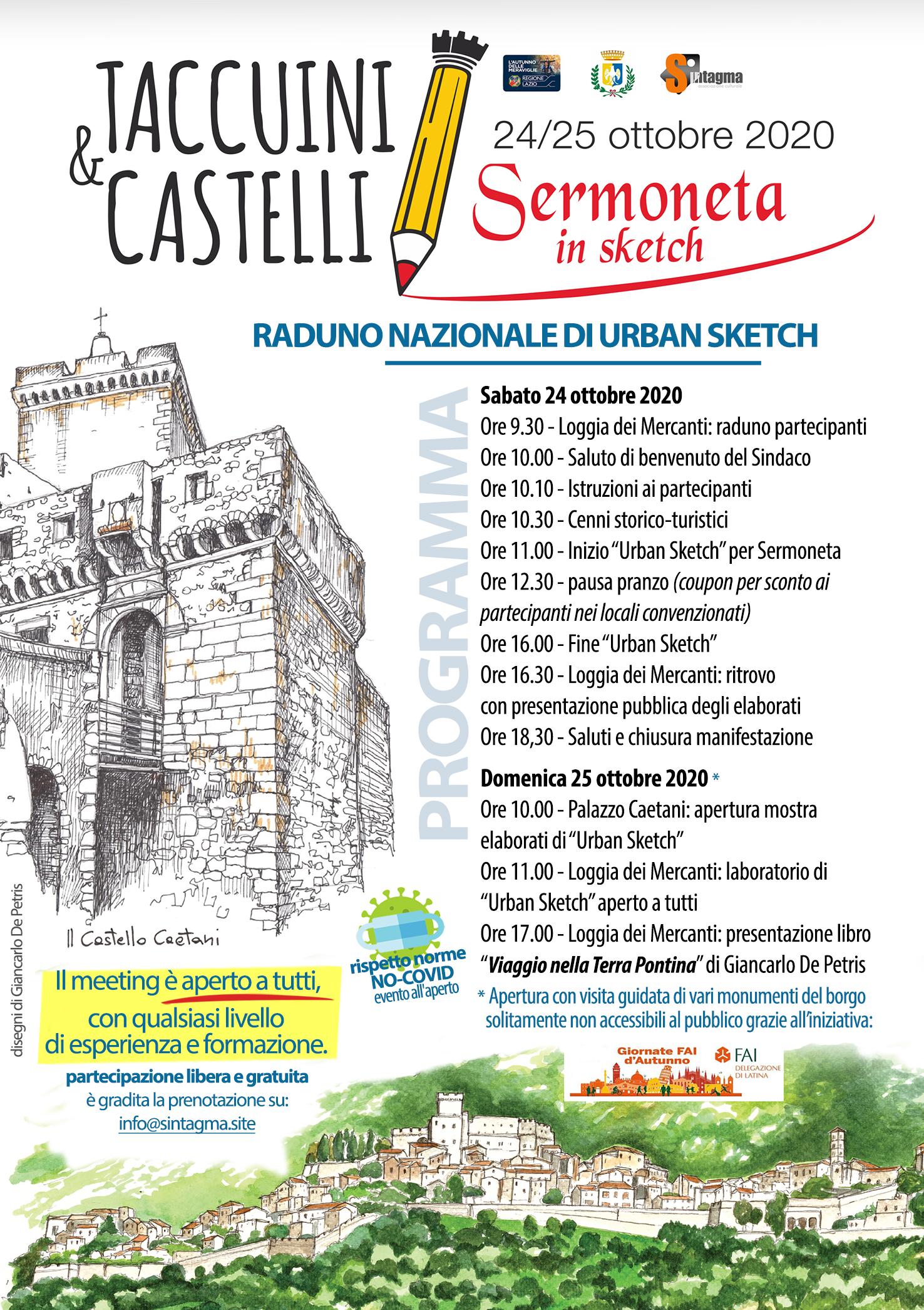 Taccuini & Castelli